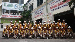[Đài Loan] Tuyển nam thao tác máy đánh bóng kim loại Đài Trung