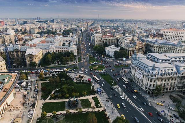 Giới thiệu về đất nước Rumani