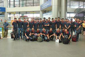 [ĐÀI LOAN] Tuyển 30 nam vận hành máy CNC Công ty Ngân Thái – Đài Trung