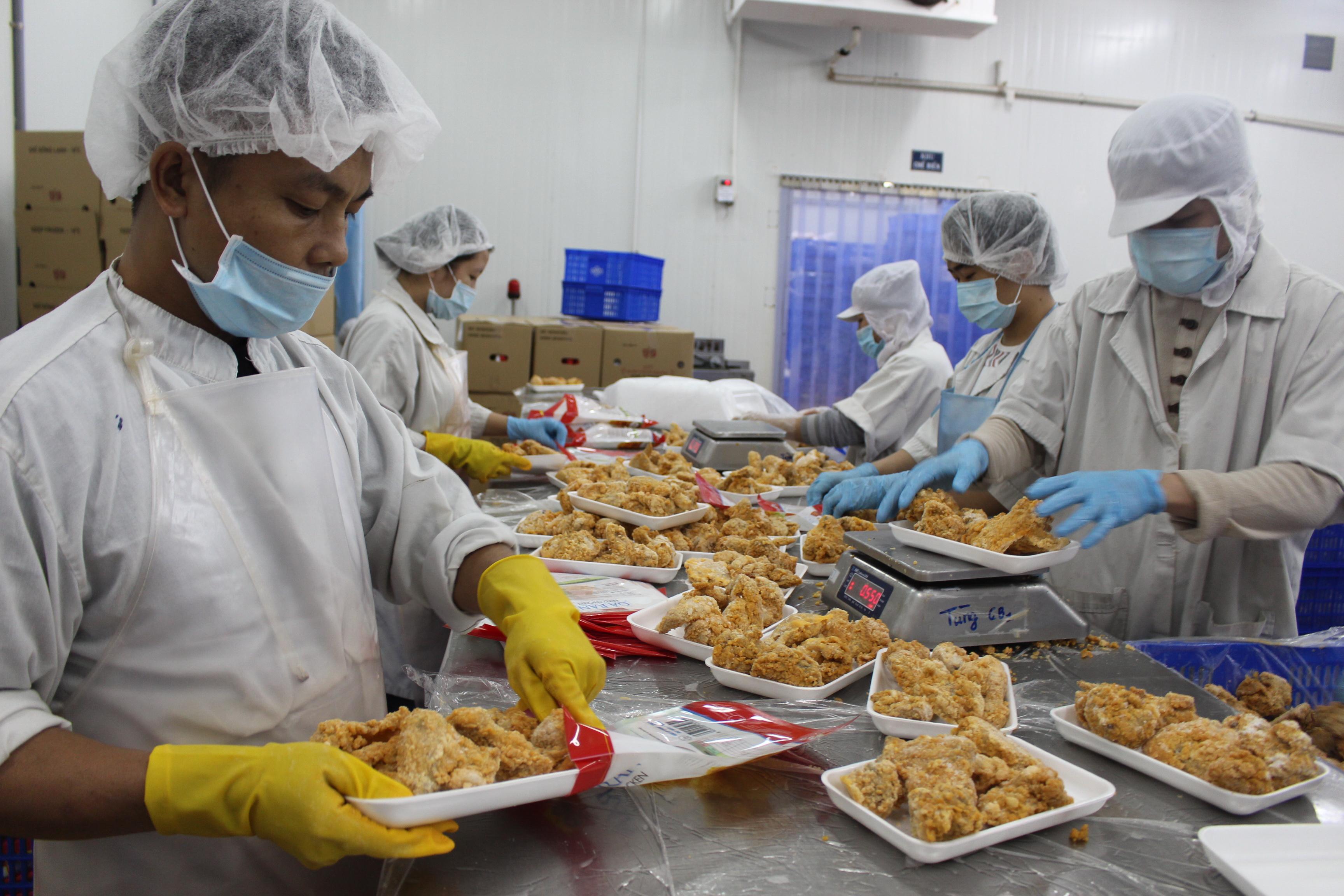 [Nhật Bản] Tuyển nam chế biến thực phẩm
