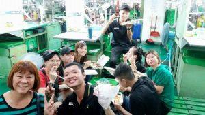 [Đài Loan] Tuyển 15 nữ + 7 nam đơn hàng sx Gioăng cao su ô tô Mậu Thuận – Đài Trung