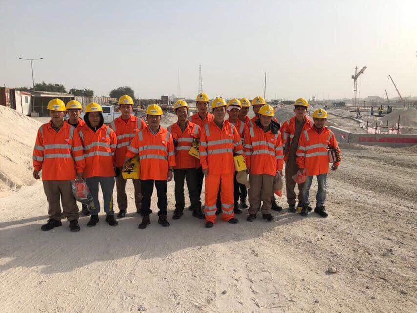 [Qatar] Tuyển lao động xây dựng sân vận động FIFA Worlcup 2022 tại Qatar