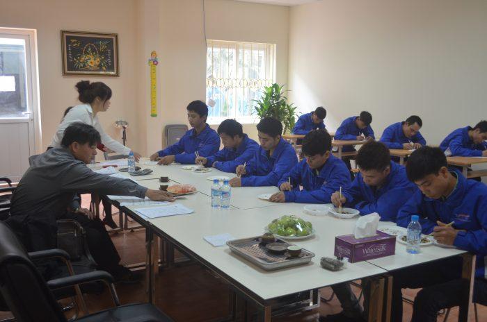 [Đài Loan] Tuyển 70 nam vận hành máy CNC tuyển 29/7